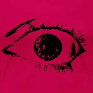 Eye Women - Women's Premium T-Shirt
