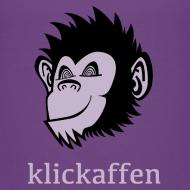 Motiv ~ Klickaffen Kids-Shirt