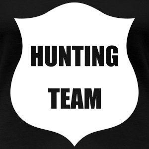 Hunting Team T-Shirts - Frauen Premium T-Shirt