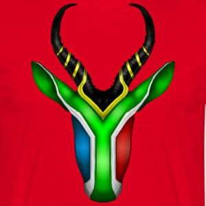 South African Springbok 2 T-Shirts - Men's T-Shirt