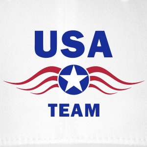 usa fly team Caps & Hats - Flexfit Baseball Cap