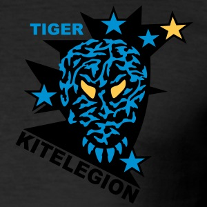 TIGRE - Slim Fit T-shirt herr