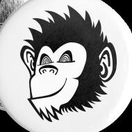 Motiv ~ Klickaffen Sticker