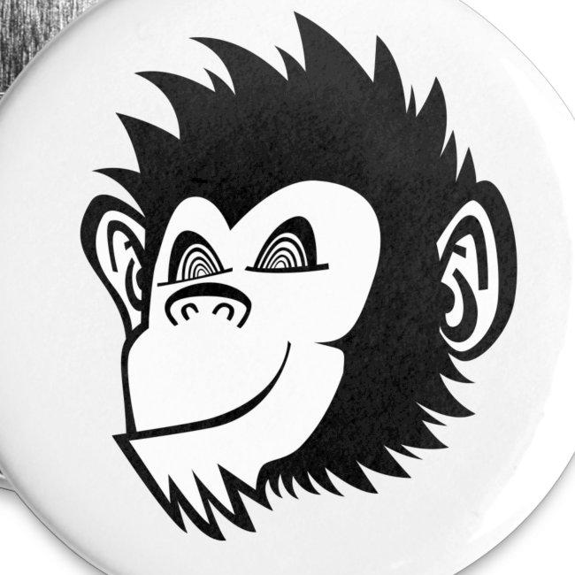 Klickaffen Sticker