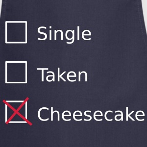 Single Taken Cheesecake  Aprons - Cooking Apron