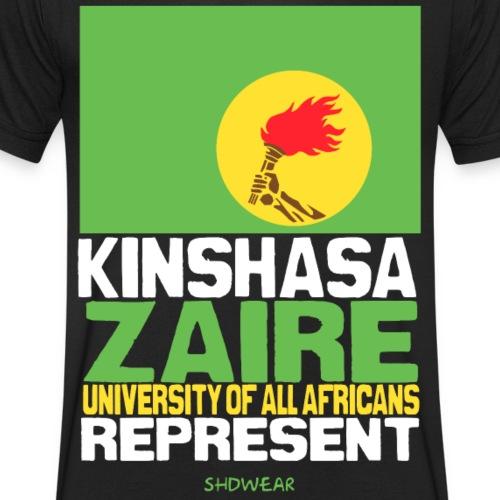 Zaire Represent