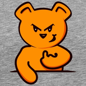 Teddy Bär / Teddy bear (DDP) T-Shirts - Men's Premium T-Shirt