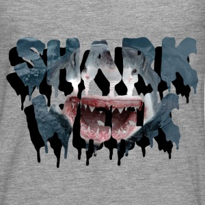 SHARK WEEK Long sleeve shirts - Men's Premium Longsleeve Shirt