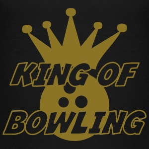 King of Bowling Tee shirts - T-shirt Premium Ado