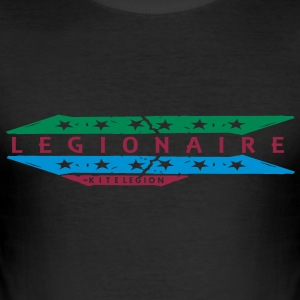 legionaire_vec_3 T-Shirts - Men's Slim Fit T-Shirt