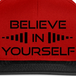 Believe in Yourself Snapback - Snapback Cap