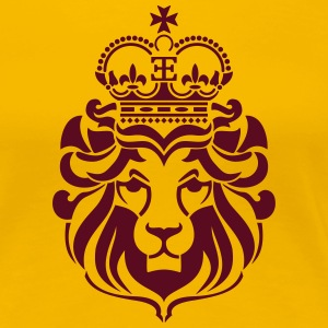 Lion of Zion T-Shirts - Frauen Premium T-Shirt