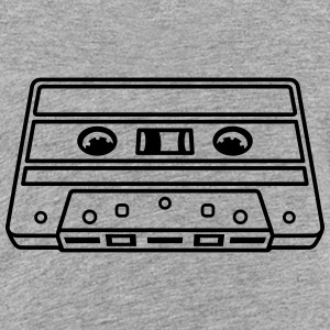 Kassette T-Shirts - Teenager Premium T-Shirt