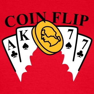 Coin Flip T-Shirts - Frauen T-Shirt
