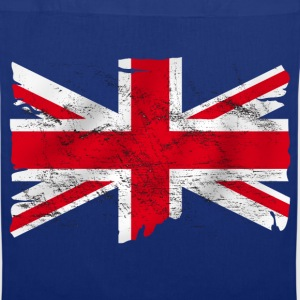 united kingdom grunge flag 02 Bags & Backpacks - Tote Bag