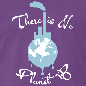 There is no Planet B T-Shirts - Männer Premium T-Shirt