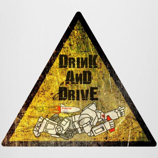 Drink & Drive Krug #3
