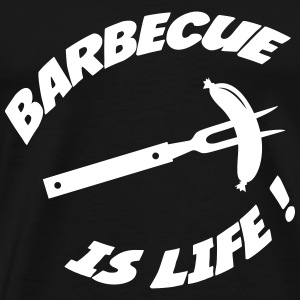 BBQ / Barbecue Tee shirts - T-shirt Premium Homme