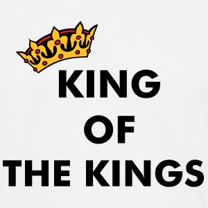 Crown / King of the kings T-Shirts - Men's T-Shirt