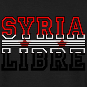 Syrie Tee shirts - T-shirt Homme