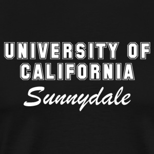 University of California - Sunnydale - Men's Premium T-Shirt