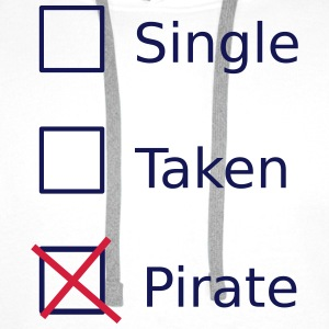 Single Taken Pirate Gensere - Premium hettegenser for menn