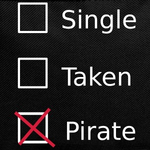 Single Taken Pirate Tassen & rugzakken - Rugzak