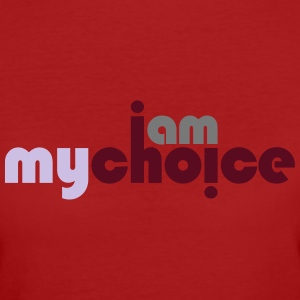 mychoice T-Shirts - Frauen Bio-T-Shirt