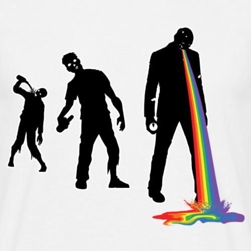 walking drunken rainbow