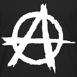 Anarchy Long sleeve shirts - Men's Premium Longsleeve Shirt