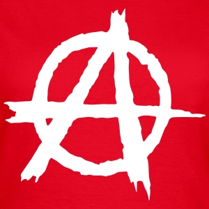 Anarchy - Anarchie Tee shirts - T-shirt Femme