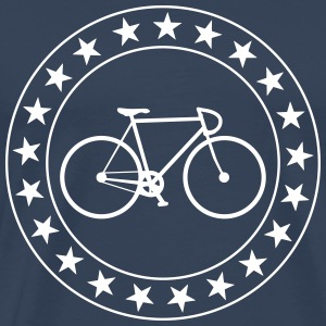 Cycling T-shirts - Herre premium T-shirt