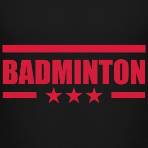 Badminton T-shirts - Teenager premium T-shirt