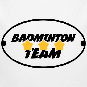 Badminton Team Sweats - Body bébé bio manches longues