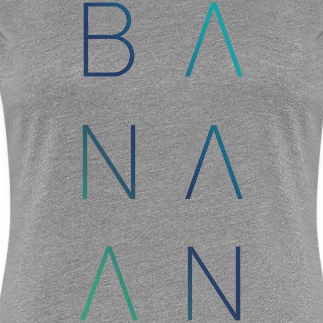 BANAAN/02 vrouwen premium