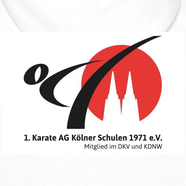 Männer-Kapuzenpullover mit Vereinslogo