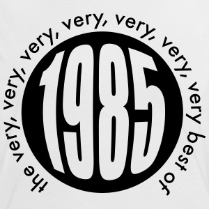 Very very very best of 1985 T-Shirts - Frauen Kontrast-T-Shirt