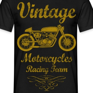 motorcycles racing team 02 T-Shirts - Men's T-Shirt