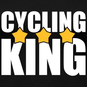 Cycling King T-Shirts - Women's Premium T-Shirt
