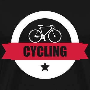 Cycling  T-shirts - Mannen Premium T-shirt