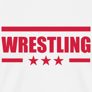Wrestling Tee shirts - T-shirt Premium Homme
