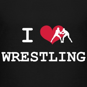 Wrestling Shirts - Teenage Premium T-Shirt