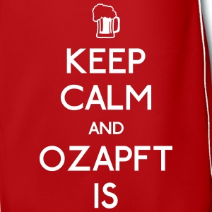 Keep Calm and Ozapft Is - Oktoberfest outfit Trousers & Shorts - Men's Football shorts