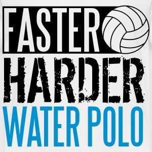 Faster, harder, water polo Shirts - Kids' Premium T-Shirt