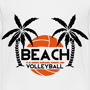 Beach Volleyball Shirts - Kids' Premium T-Shirt