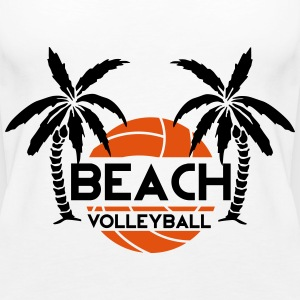 Beach Volleyball Tops - Camiseta de tirantes premium mujer