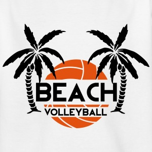Beach Volleyball Shirts - Teenager T-shirt