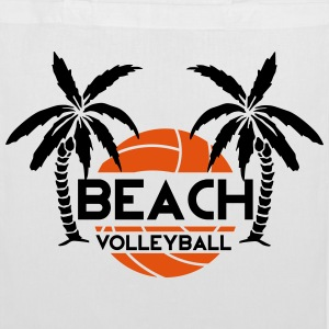 Beach Volleyball Sacs et sacs à dos - Tote Bag