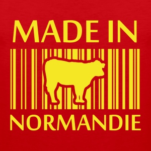 France Normandie Made in Normandie Vache Vêtemen - Débardeur Premium Homme