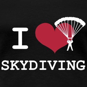 Skydiving T-Shirts - Women's Premium T-Shirt